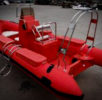 red rescue boat-3