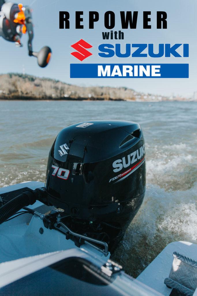 Repower with Suzuki